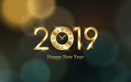 Thư chúc mừng năm mới 2019