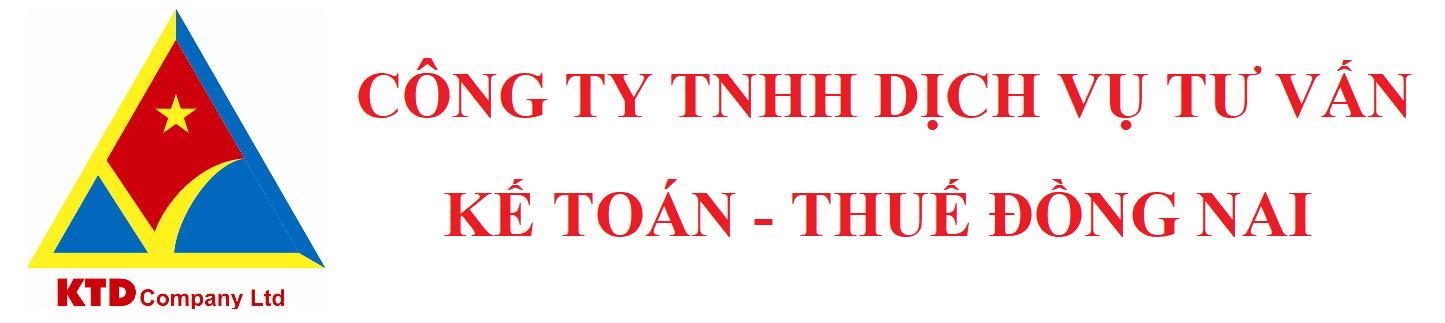 Kế Toán Thuế Đồng Nai | KTD Company